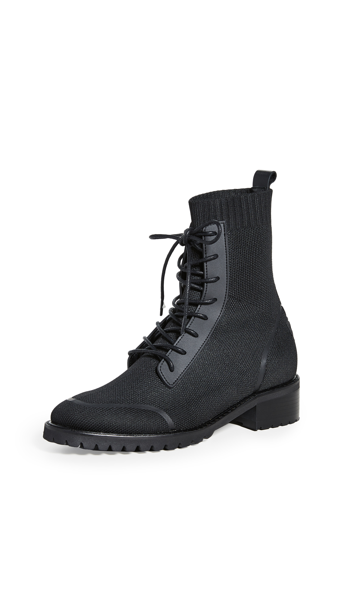 Buy Suecomma Bonnie online - photo of Suecomma Bonnie Lace Up Detailed Boots