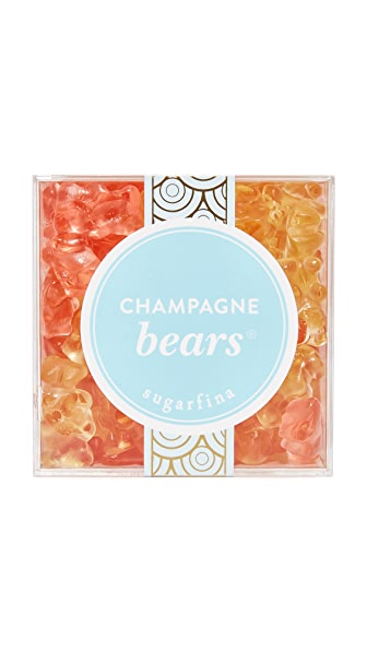 Sugarfina Champagne Bears Gummy Candy