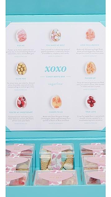 Sugarfina XOXO Bento Box