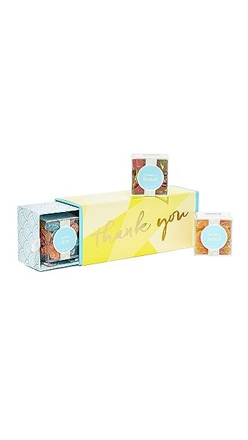 Sugarfina Thank You Bento Box