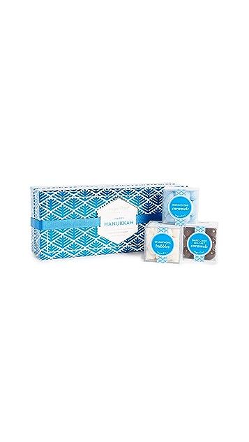 Sugarfina Happy Hanukkah Bento Box