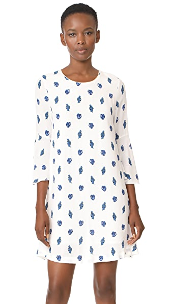 Suncoo Claire Dress - Blanc Casse