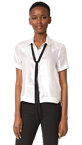 Suncoo Lee Shirt - Argent