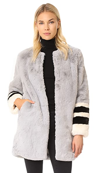 Suncoo Eddie Coat at Shopbop