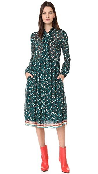 Suncoo Cesaire Dress