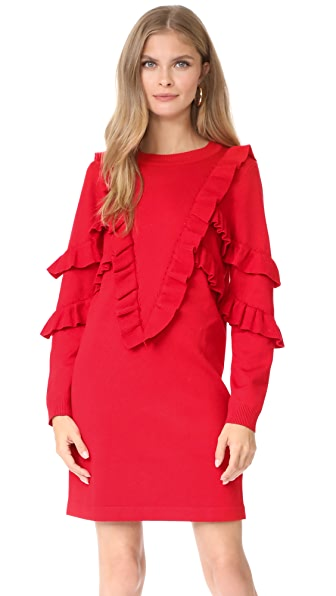 Suncoo Christine Sweater Dress
