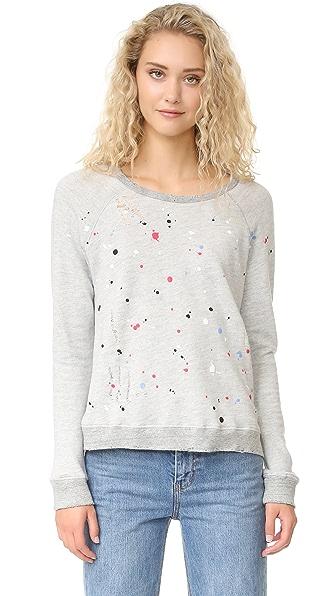 SUNDRY Confetti Sweatshirt