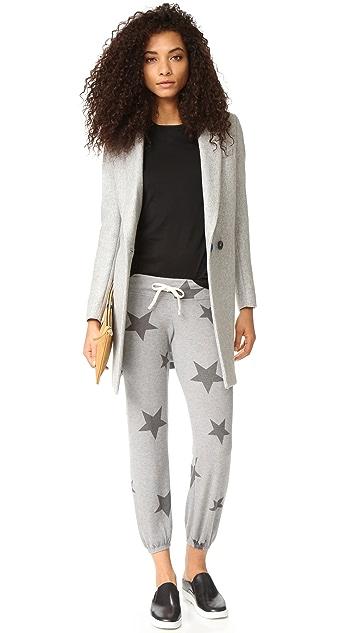 SUNDRY Star Sweatpants