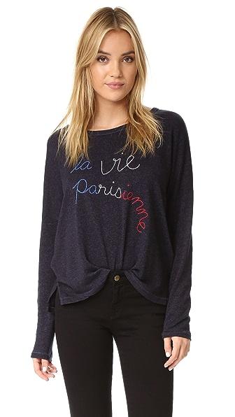 SUNDRY Пуловер Parisienne