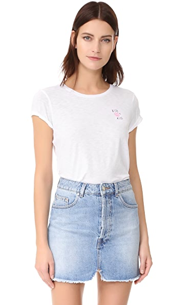 SUNDRY Bisous Boy Tee