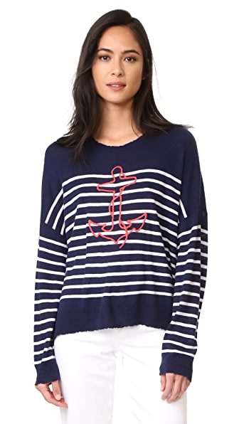 SUNDRY Anchor Sweater