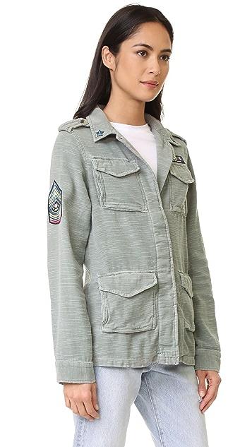 SUNDRY Army Jacket