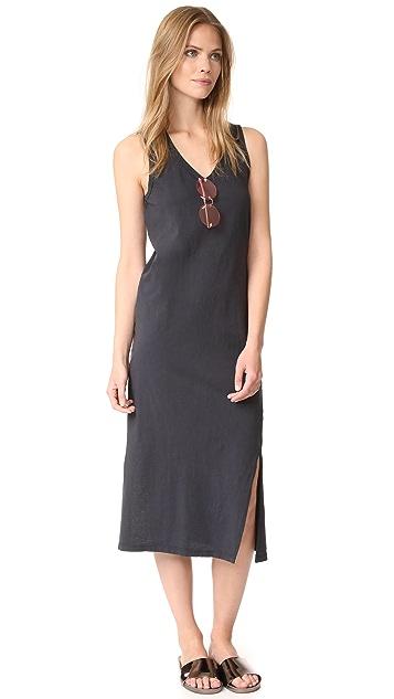 SUNDRY Love Maxi Dress With Slits