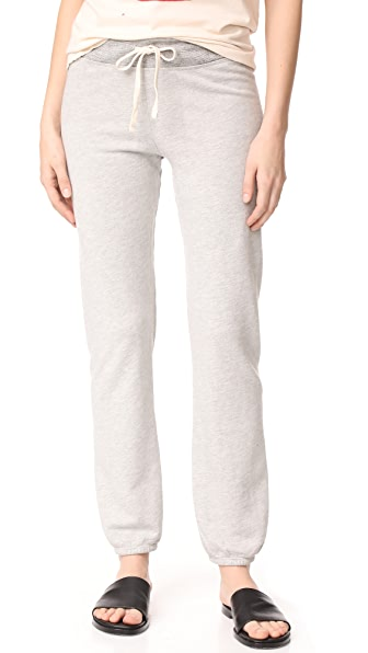 SUNDRY Sweatpants - Heather Grey
