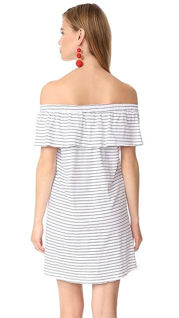 SUNDRY Off Shoulder Dress