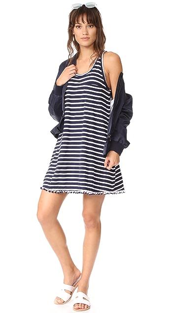 SUNDRY Tank Pocket Dress