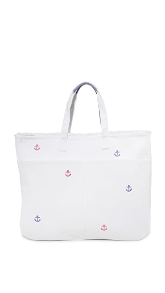 SUNDRY Anchors Pocket Tote