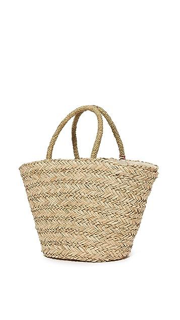 SUNDRY Sea Sun Salt Straw Bag