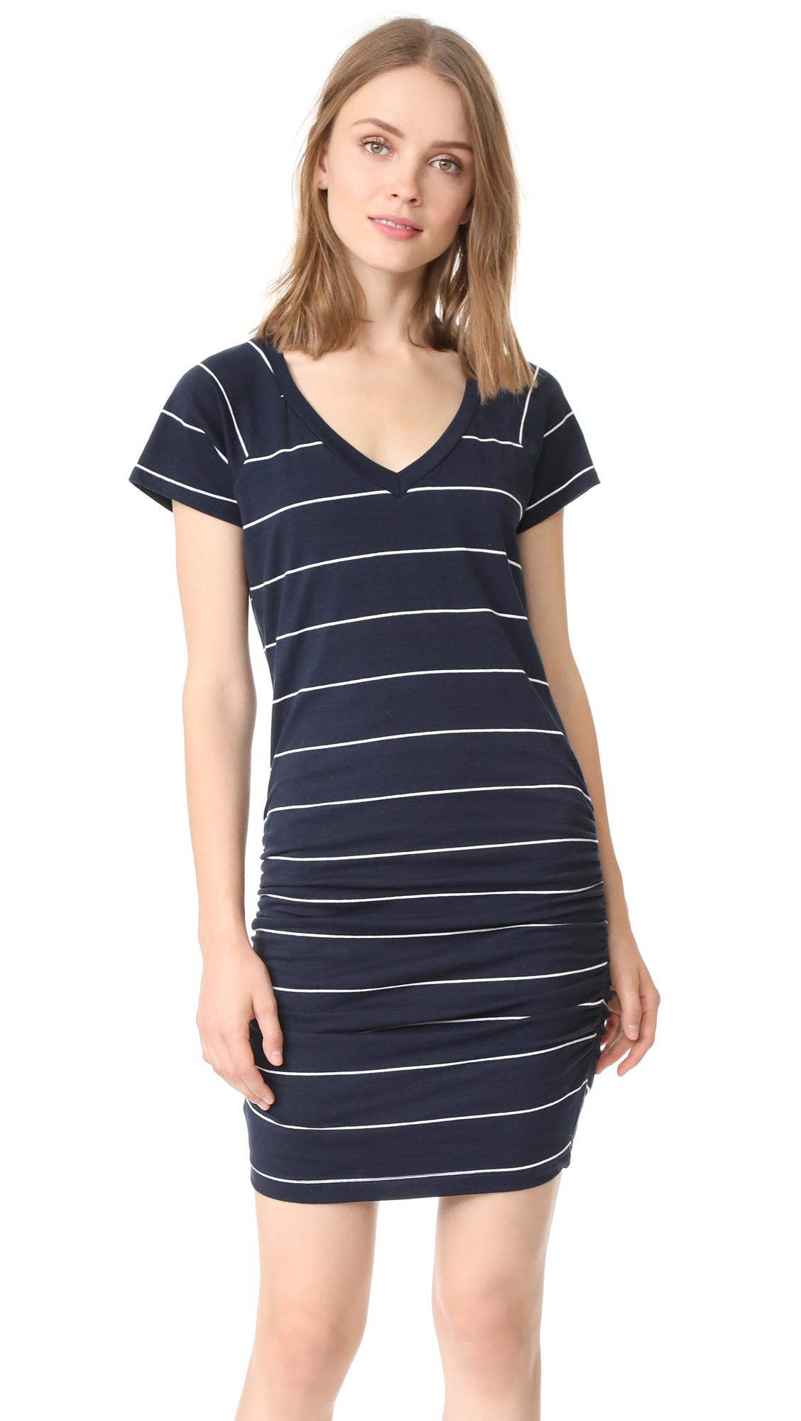 SUNDRY Stripe Dress