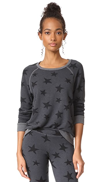 SUNDRY Star Sweatshirt