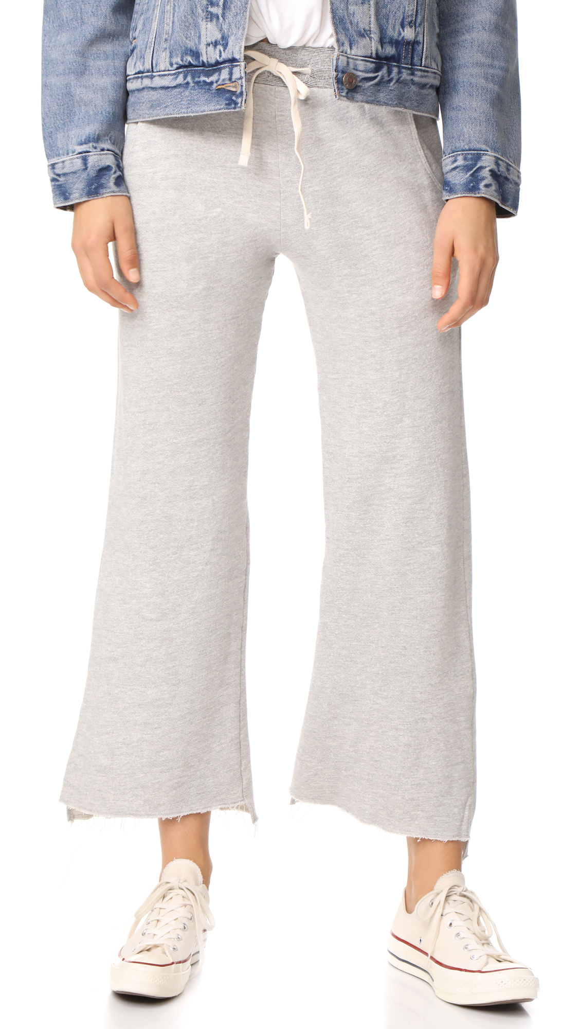 SUNDRY Flare Sweatpants