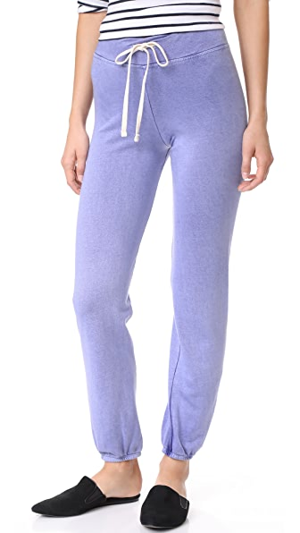 SUNDRY Classic Sweatpants In Vintage Royal
