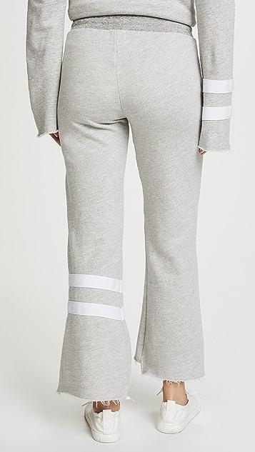 SUNDRY Flare Sweatpants