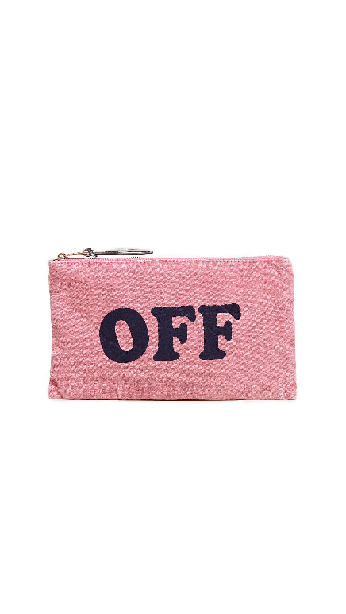 SUNDRY Day Off Pouch with Tassels