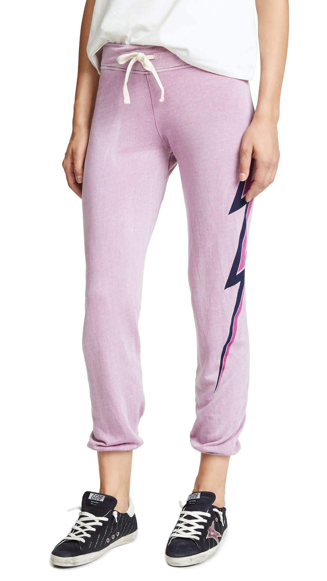 SUNDRY Lightning Bolt Sweatpants