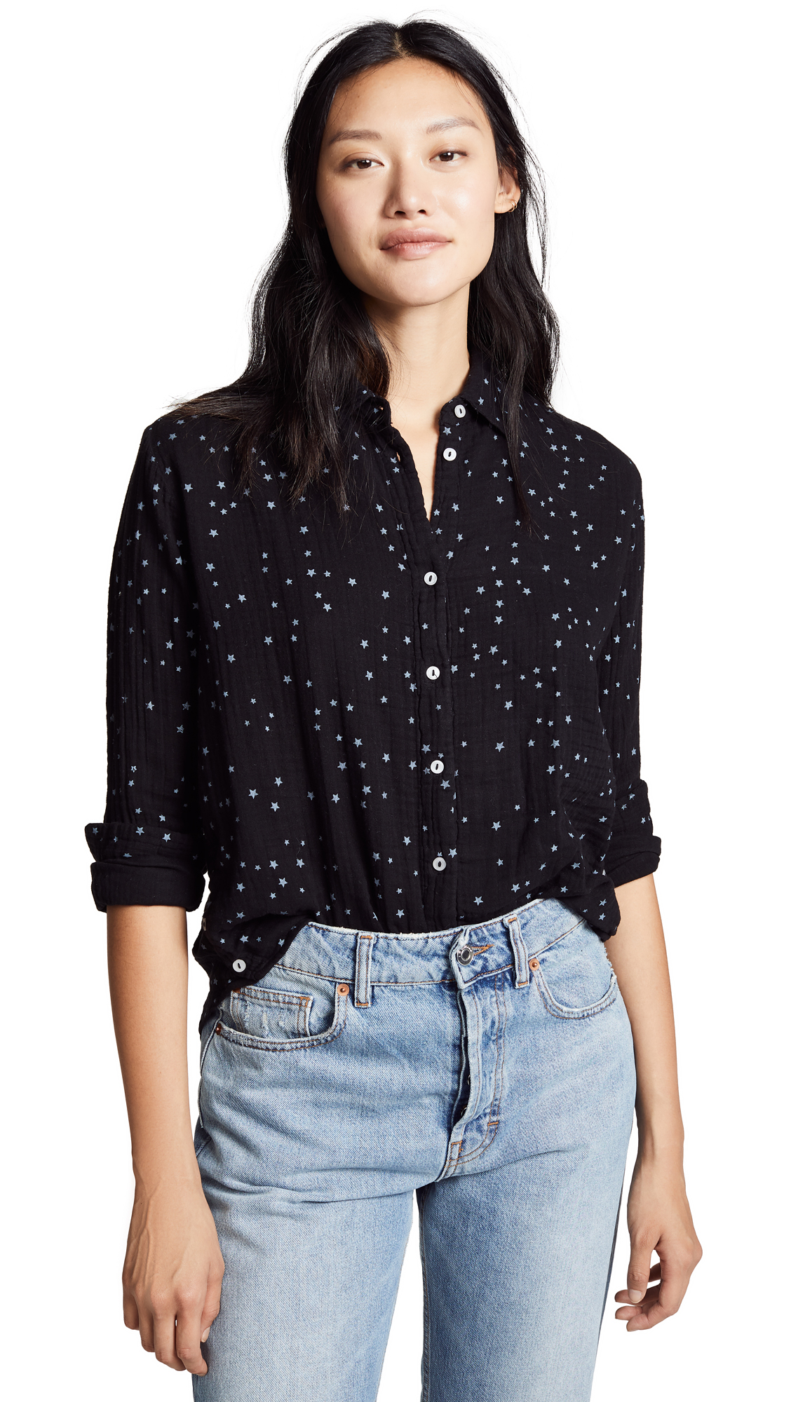 Sundry Classic Button Down Shirt