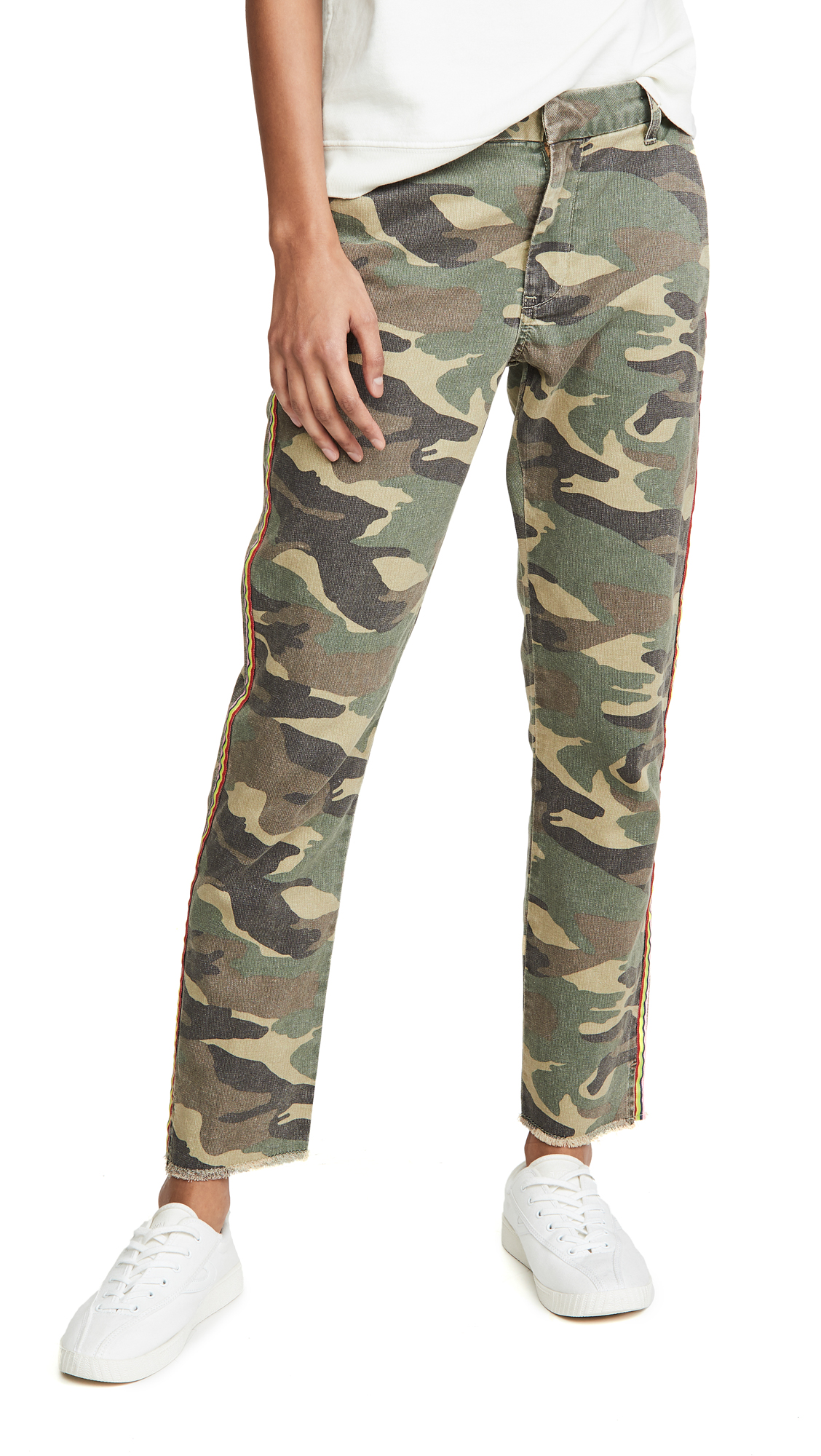Buy SUNDRY online - photo of SUNDRY No 60 Camo Trousers