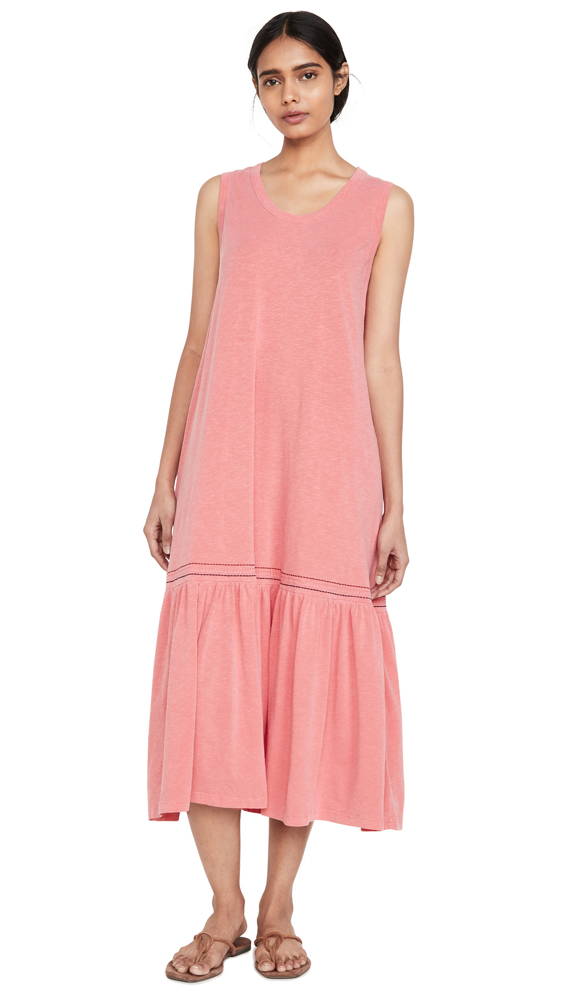 SUNDRY Embroidered Dress - 30% Off Sale