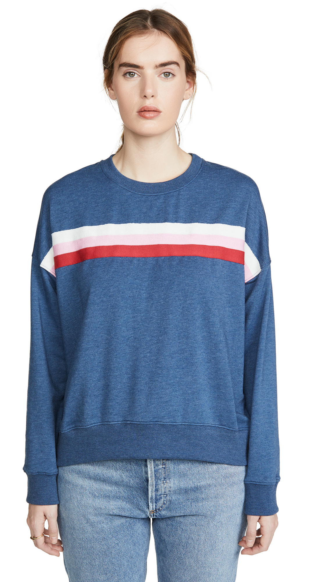 Photo of SUNDRY Oversized Sweatshirt - shop SUNDRY Clothing, Shirts, Tops online