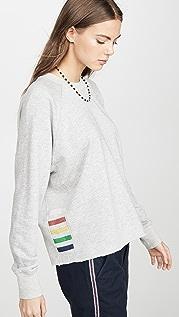SUNDRY 裁短设计运动衫