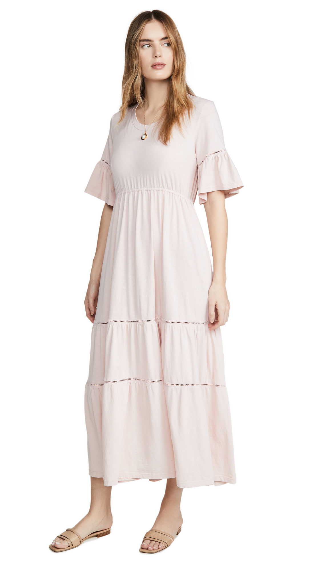 SUNDRY Ladder Dress - 30% Off Sale