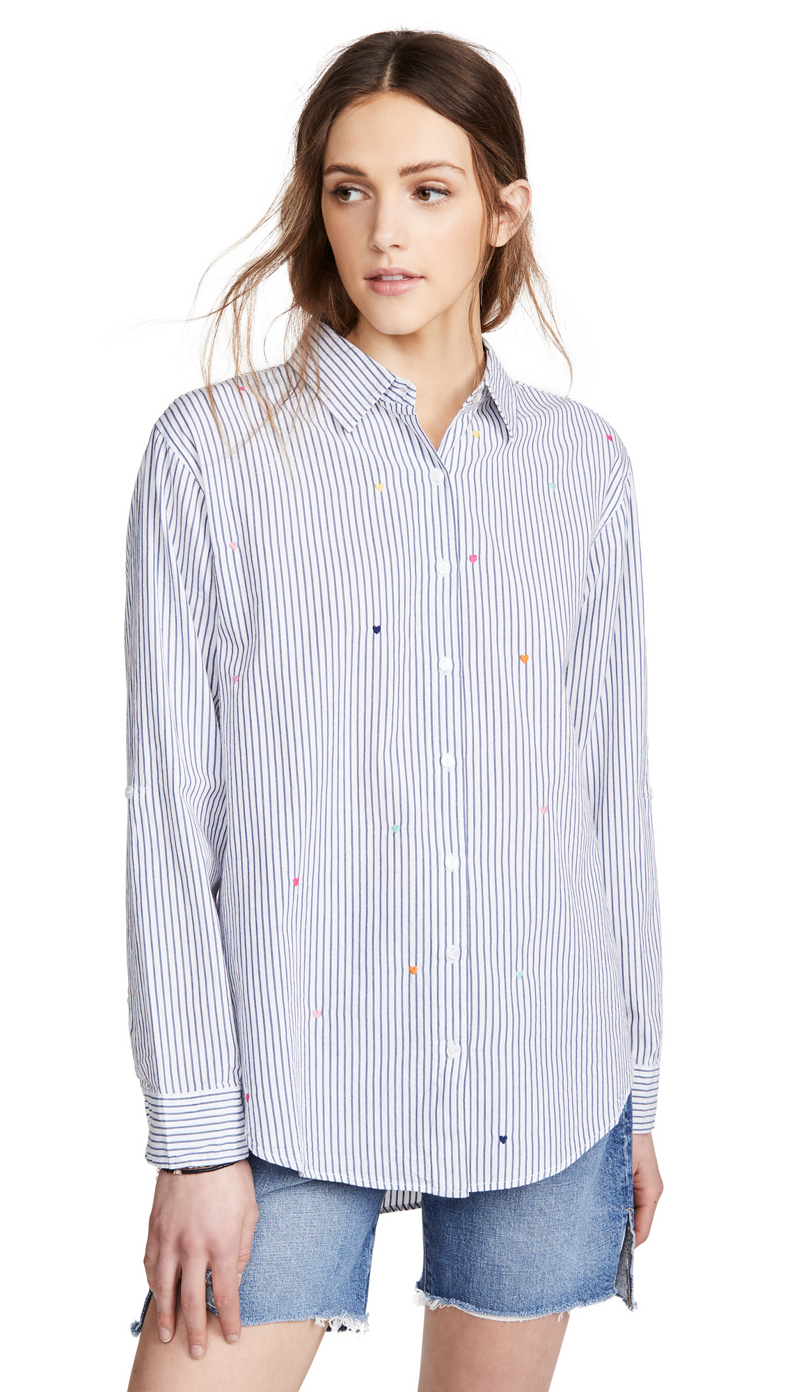 SUNDRY Oversize Shirt - 30% Off Sale