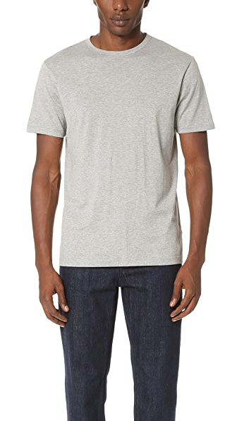 Sunspel Short Sleeve Crew Neck Tee