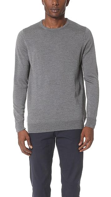 Sunspel Crew Neck Sweater
