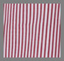 White/Red/Navy Pinstripe