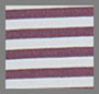 Burgundy/Light Grey Stripe