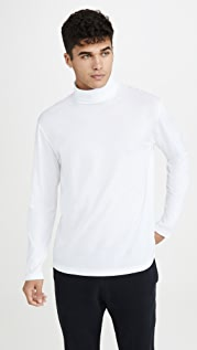 Sunspel Long Sleeve Turtleneck T-Shirt
