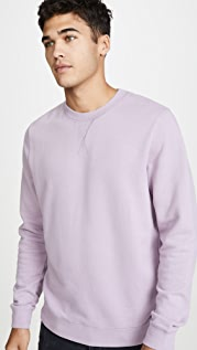 Sunspel Long Sleeve Sweatshirt