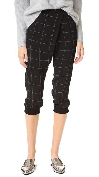 Superfine Divide Pants