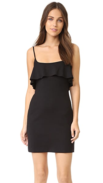 Susana Monaco Flutter String Dress
