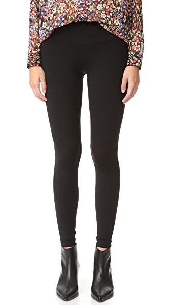 Susana Monaco Leggings In Black