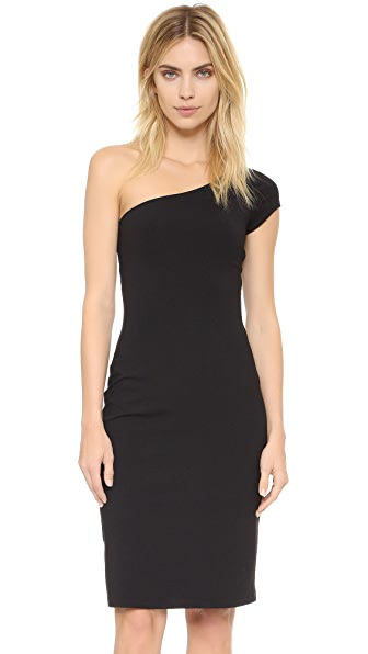 Susana Monaco Shaunie One Shoulder Dress