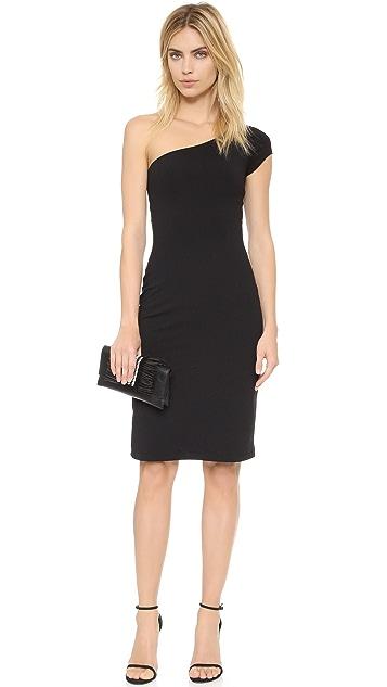 Susana Monaco Shaunie One Shoulder Dress