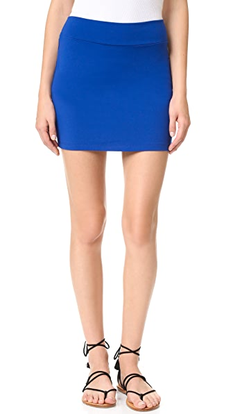 Susana Monaco Slim Skirt at Shopbop