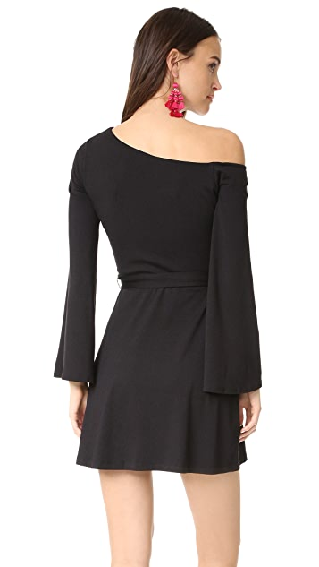 Susana Monaco Tasha One Shoulder Dress