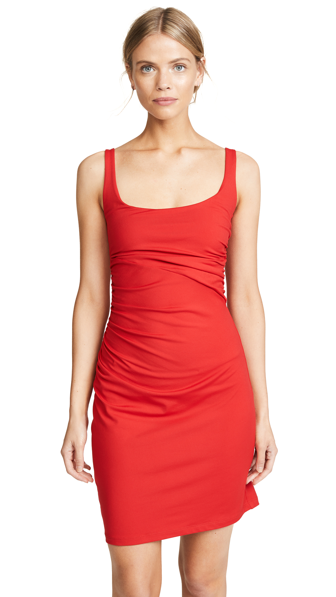 Susana Monaco Gather Tank Dress
